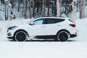 Choosing winter tires or all-season tires for your vehicle in Okemos, Michigan