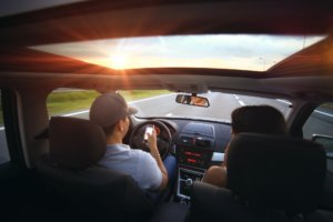 Distracted Driver Awareness Month Okemos, Michigan